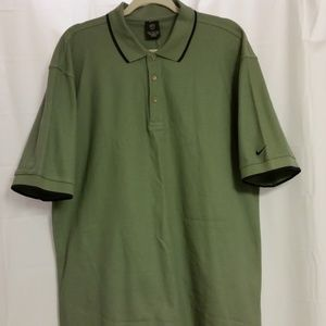 Nike Golf Men's Polo 3 buttons New with Tags